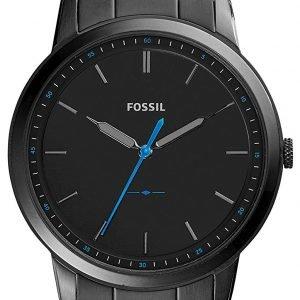 Fossil Fs5308 Kello Musta / Teräs
