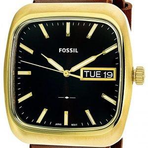 Fossil Fs5332 Kello Musta / Nahka