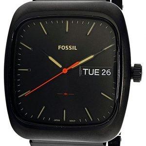 Fossil Fs5333 Kello Musta / Teräs