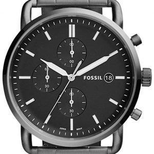 Fossil Fs5400 Kello Musta / Teräs