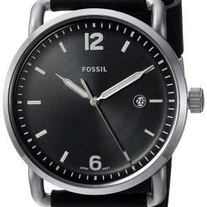 Fossil Fs5406 Kello Musta / Nahka