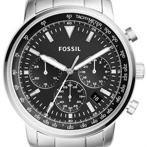 Fossil Fs5412 Kello Musta / Teräs