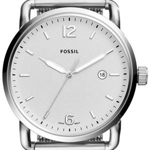 Fossil Fs5418 Kello Hopea / Teräs