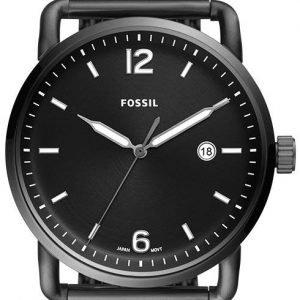Fossil Fs5419 Kello Musta / Teräs