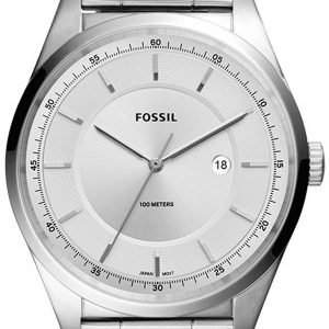 Fossil Fs5424 Kello Hopea / Teräs
