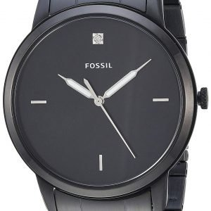 Fossil Fs5455 Kello Musta / Teräs