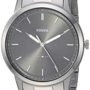 Fossil Fs5459 Kello Harmaa / Teräs