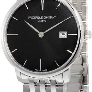 Frederique Constant Classics Fc-306g4s6b2 Kello Musta / Teräs
