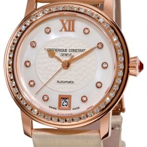 Frederique Constant Ladies Automatic Fc-303whd2pd4 Kello