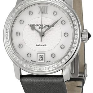 Frederique Constant Ladies Automatic Fc-303whd2pd6 Kello