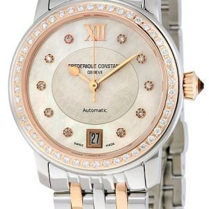 Frederique Constant Ladies Automatic Fc-303whf2pd2b3 Kello