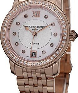 Frederique Constant Ladies Automatic Fc-303whf2pd4b3 Kello
