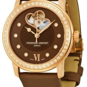 Frederique Constant Ladies Automatic Fc-310cdhb2pd4 Kello