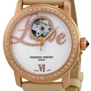 Frederique Constant Ladies Automatic Fc-310lhb2pd4 Kello