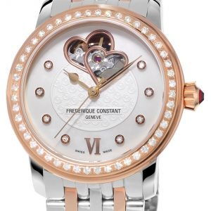 Frederique Constant Ladies Automatic Fc-310whf2pd2b3 Kello