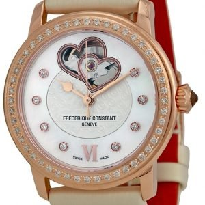 Frederique Constant Ladies Automatic Fc-310whf2pd4 Kello