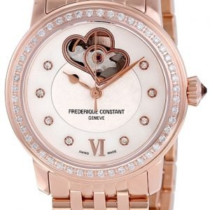 Frederique Constant Ladies Automatic Fc-310whf2pd4b3 Kello