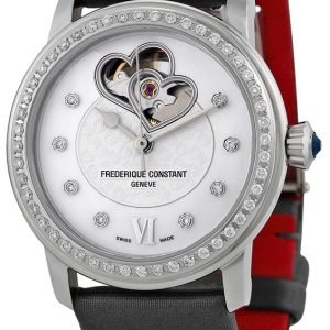 Frederique Constant Ladies Automatic Fc-310whf2pd6 Kello
