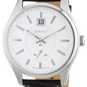 Gant Bergamo W10992 Kello Valkoinen / Nahka
