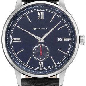 Gant Freeport Gt023004 Kello Sininen / Nahka