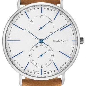 Gant Gt036004 Kello Hopea / Nahka