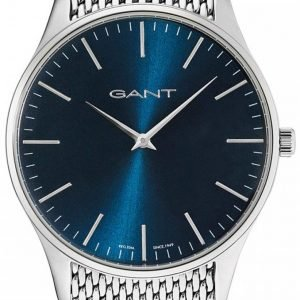 Gant Gt044002 Kello Sininen / Teräs