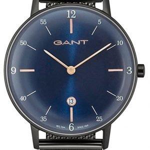 Gant Gt047010 Kello Sininen / Teräs