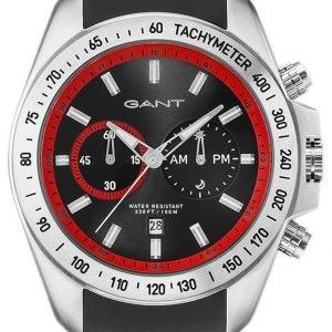 Gant Gt059001 Kello Musta / Kumi