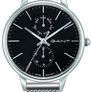 Gant Gt071001 Kello Musta / Teräs