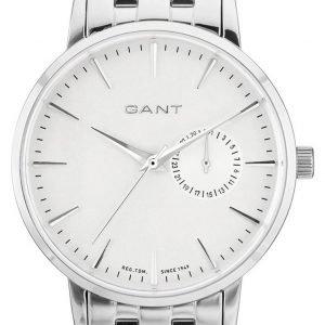 Gant Park Hill Ii W10922 Kello Valkoinen / Teräs