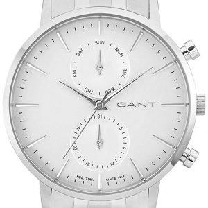 Gant Park Hill W11205 Kello Valkoinen / Teräs