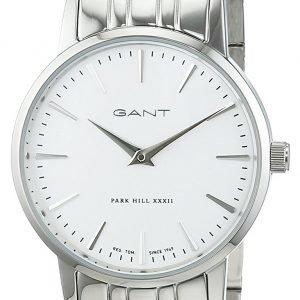 Gant Park Hill W11403 Kello Valkoinen / Teräs