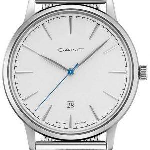Gant Stanford Gt020004 Kello Valkoinen / Teräs