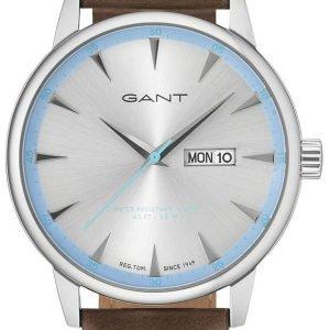Gant W10706 Kello Hopea / Nahka