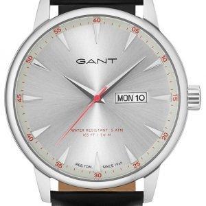 Gant W10708 Kello Hopea / Nahka