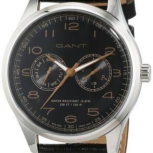 Gant W71601 Kello Musta / Nahka
