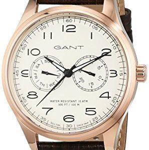 Gant W71603 Kello Samppanja / Nahka
