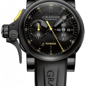 Graham Chronofighter Flyback Trigger 2trab.B11a Kello