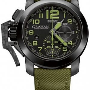 Graham Chronofighter Oversize 2ccau.G01a Kello