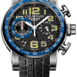 Graham Silverstone 2saac.B04a Kello Musta / Kumi