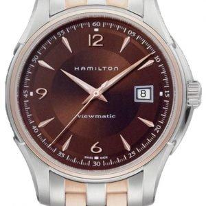 Hamilton American Classic Jazzmaster H32655195 Kello