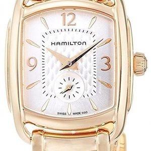 Hamilton H12341155 Kello Valkoinen / Punakultasävyinen