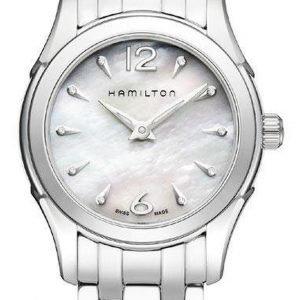 Hamilton H32261197 Kello Valkoinen / Teräs