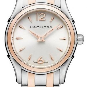 Hamilton H32271155 Kello Hopea / Nahka