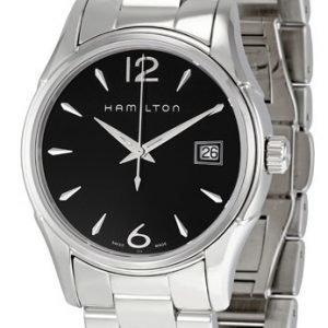 Hamilton H32351135 Kello Musta / Teräs