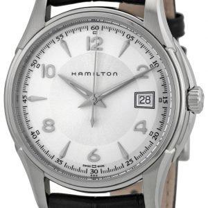 Hamilton H32411555 Kello Hopea / Nahka