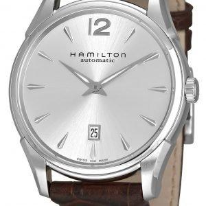 Hamilton H38615555 Kello Hopea / Nahka