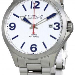 Hamilton H76525151 Kello Valkoinen / Teräs