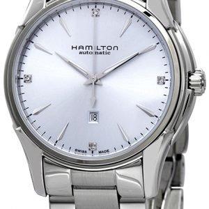 Hamilton Jazzmaster H32315142 Kello Sininen / Teräs