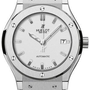Hublot Classic Fusion 511.Nx.2610.Lr Kello Hopea / Nahka